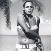 Ursula Andress Greeting Card